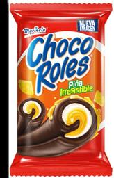 Pastelito Choco Roles Piña 80 g