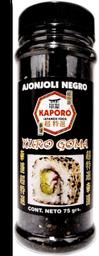 Ajonjolí Kaporo Negro 75 g
