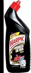Desinfectante Harpic  Para Inodoro Ultra Citrus 750 mL