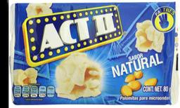 Palomitas Act II Natural Para Microondas 85 g