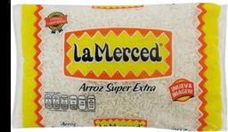 Arroz La Merced Super Extra 907 g