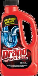 Destapacaños Mr. Músculo Drano 946 mL