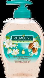 Jabón Líquido Palmolive Naturals Jazmín y Cacao 221 mL