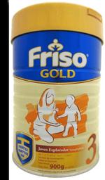 Leche de Crecimiento Frisolac Gold 3