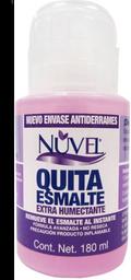 Quitaesmalte Nuvel Extra Humectante 180 mL