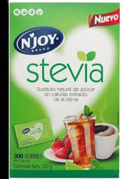 Sustituto de Azúcar N'joy 1 g x 300