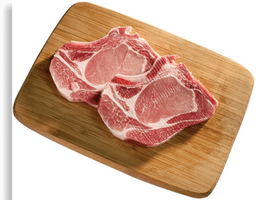 Chuleta de cerdo