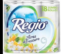 Regio Papel Higienicoaires De Frescura Empaque