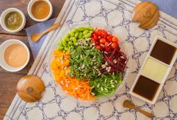 Poke Bowl : Sin Proteína