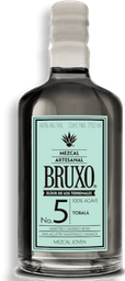MEZCAL BRUXO # 5 TOBALA 750 ML