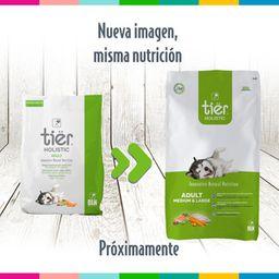 Tier Holistic Alimento Para Perro Adulto
