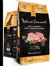 Natural Gourmet Para Perro Raza Mediana Y Grande