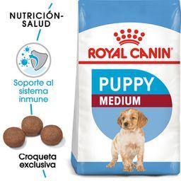 Royal Canin Alimento Seco Medium Para Cachorro