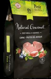 Natural Gourmet Alimento Para Perro Raza Pequeña