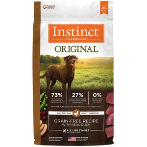 Instinct Alimento Seco Original Grain Free Para Perro