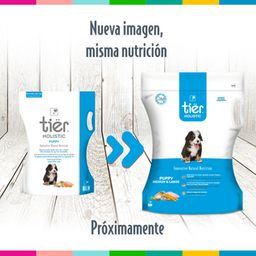 Tier Holistic Alimento Para Perro Cachorro Chico