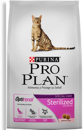 Pro Plan Sterilized Optirenal Alimento para Gato Adulto