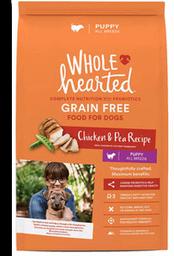 Grain Free Alimento Natural para Cachorro Receta Pollo