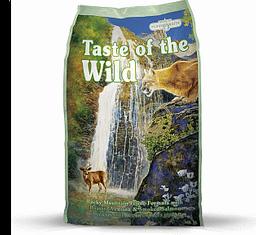 Taste Of The Wild Rocky Mountain Feline  Venado-Salmon 6 Kg