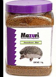 Mazuri Alimento Para Erizos E Insectivoros