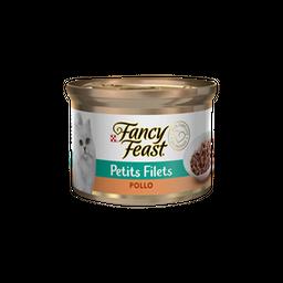 Alimento Para Gato Fancy Feast Mini Filetes Pollo 85 g