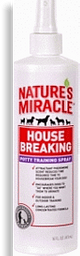 NatureS Miracle Spray Atrayente Go Here
