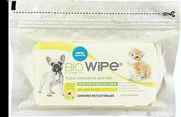 Bio Wipe Toallitas Para Ojos