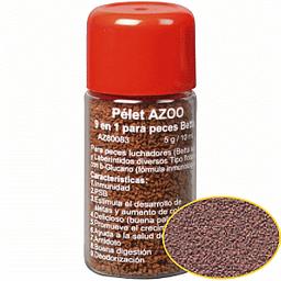 Azoo Micro Pellet Para Pez Betta