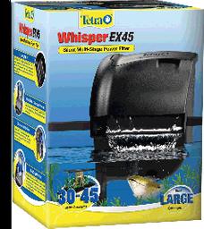 Tetra Filtro T/Whisper Modelo Ex45 Capacidad 170 L