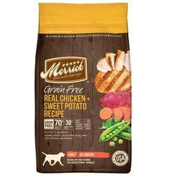 Merrick Alimento Natural Para Perro Adulto Grain Free. Nutritiva