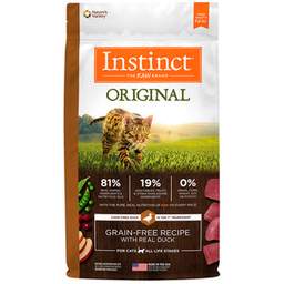 Instinct Alimento Para Gato Sabor Pato y Pavo