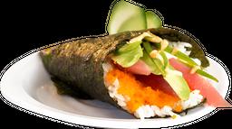 Piel De Salmon Temaki