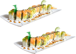 2x1 en Dragon Roll