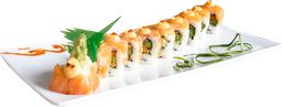 2x1 en Salmon Roll