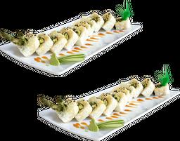 2x1 Rollo Vegetariano
