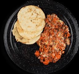 Orden de Chorizo c/Queso