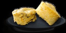 Muffin de Zanahorias y Arándano