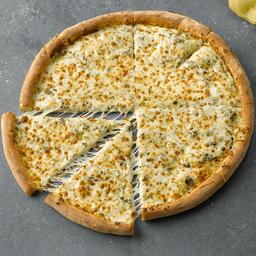 Pizza Alfredo Delight