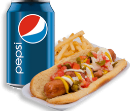 Combo Hot Dog Jumbo