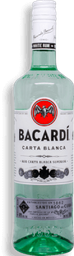 Ron Bacardi Carta Blanca Superior Botella 750 mL