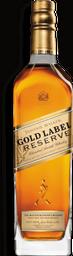 Whisky Johnnie Walker Gold Label 750 mL