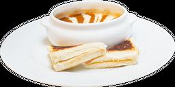 Sopa de Jitomate Rostizado