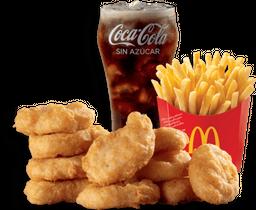 McTrío® Mediano Nuggets de Pollo 10 Piezas