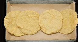 Orden tortilla maiz