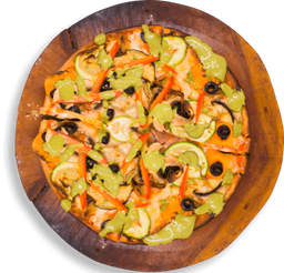 Pizza Individual Veggie