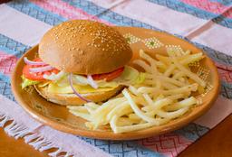 Hamburguesa Sirlon (150 g)