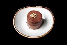 Pastel de Chocolate con Avellana