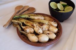 Cebollas Preparadas