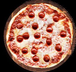 Pizza Un Ingrediente + 1 Cerveza + Cerveza Gratis