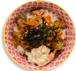 Spicy Maguro Don